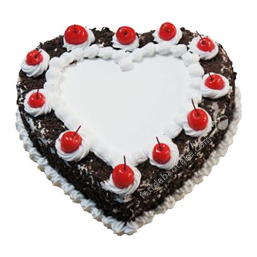 Wedding Black Forest Cake