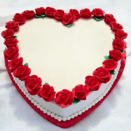 Heart Cake Idea