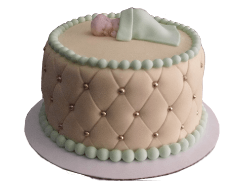 baby shower cake-online cake delivery in faridabad