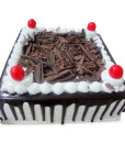 1kg Blackforest Cake Eggless