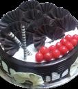 Black Forest Eggless Cake