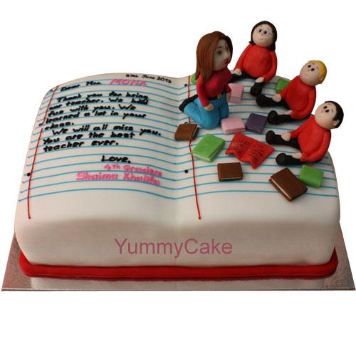 Teachers Day Cake Teachers Day Cake Idea Designs