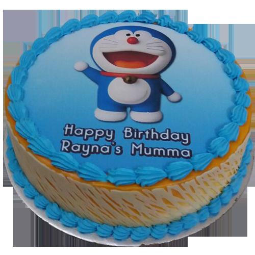 Birthday Cake Images Of Doraemon ~ Doraemon birthday cake online eggless free