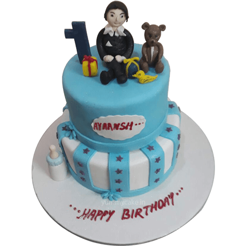 kids Birthday Cake Online Delivery 100 Eggless Cake