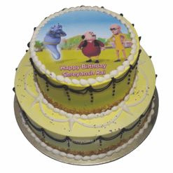 Cake Of Motu Patlu : Designer Happy Birthday Cake Delivery in Faridabad, Best ...