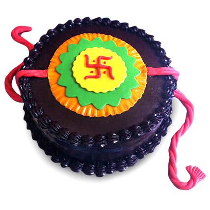 Raksha Bandhan Gifts Faridabadcake