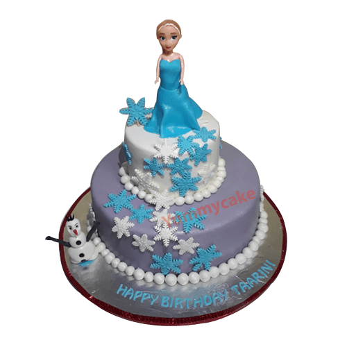 30th Birthday Cake for Girl 100 Eggless Free Delivery 23 Hours