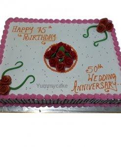 5 kg Birthday Cake