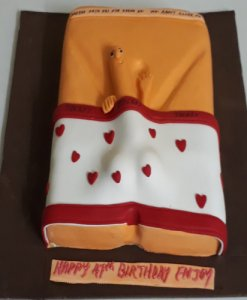 Dick Cake