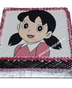 Shizuka Birthday Cake