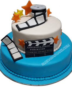 Movie Themed Birthday Cakes