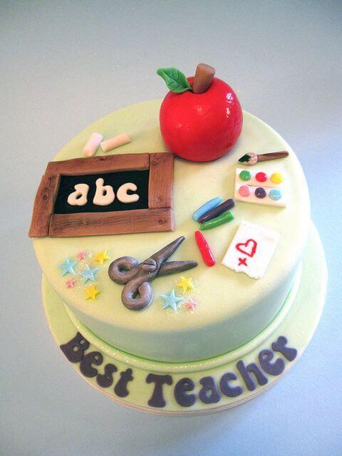 gift ideas for teachers birthday